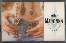 "Madonna ""Like A Prayer"" Cassette Tape Sire – 9 25844-4 1989"