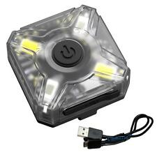 Nitecore NU05 35 Lumen White & Red Rechargeable Headlamp Mate & Safety Light