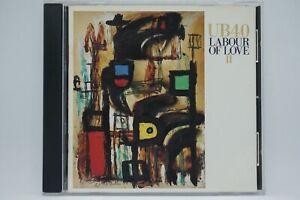 UB40 - Labour Of Love II  CD Album   1st Press