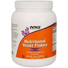 NOW Foods Nutritional Yeast Flakes, 10 oz.
