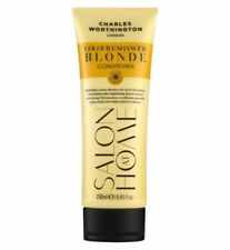 Charles Worthington Conditioner Colour Enhancer Blonde 250ml/Salon/Home/Hair/NEW