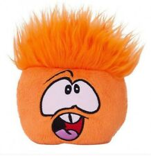 Club Penguin Orange Puffle 4-Inch Plush