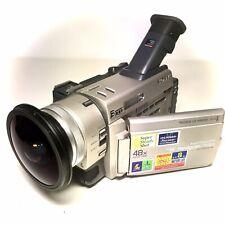 Sony dcr-trv900e opteka handycam videocámara