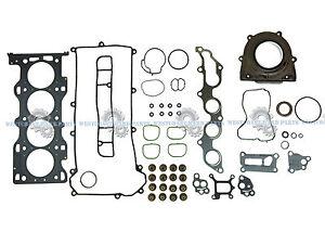 """01-03 MAZDA B2300 2.3L DOHC """"MZR"""" """"LV3"""" DOHC ENGINE FULL GASKET SET"""