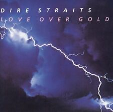 DIRE STRAITS LOVE OVER GOLD CD AUDIO REMASTERED NUOVO SIGILLATO