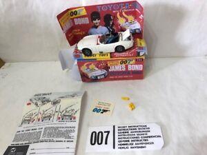 CORGI TOYS 336 JAMES BOND TOYOTA 2000 GT+REPRO BOX.