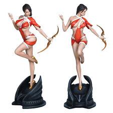 Fantasy Figure Gallery (FFG): Phoenix Archer by Wei Ho Resin Statue NEW