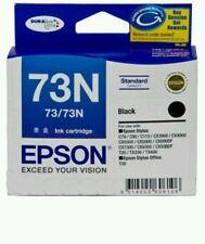 Genuine Epson 73N Cyan Ink Cartridge