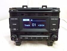 15 2015 Hyundai Sonata Radio Cd MP3 Player 96170-C20004X UE264