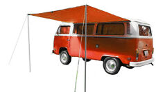 Orange Sun Canopy 260cm T2 T25 T4 T5 Campers, cord & Awning Rail C8515OF