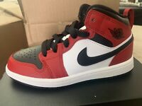 jordan 1 mid chicago toe PS Size 13