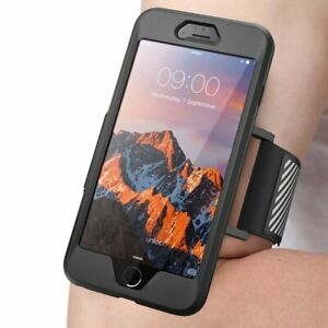 For iPhone 5SE/6/7/7 Plus/8/8 Plus SUPCASE Armband Running Sports GYM Strap Case