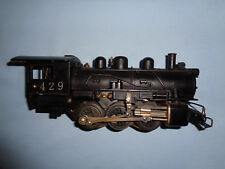 American Flyer #429 0-6-0 Prewar O Gauge Locomotive Switcher.  Runs Well