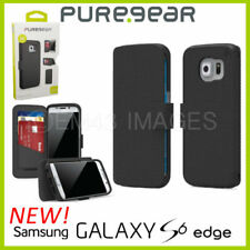 Fundas con tapa Para Samsung Galaxy S6 edge de plástico para teléfonos móviles y PDAs