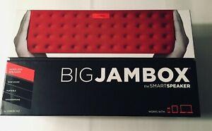 Jawbone Big Jambox the Smart Speaker - portable, wireless, Apple compatible