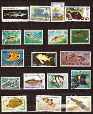 POISSONS  de mer  Sea-fish de tous pays,Richesse des mers   28m208B