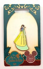 Disney Store D23 2017 Exclusive Art Of Snow White Pin LE3000