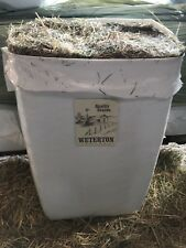 More details for best quality home grown meadow hay bale 12kg - free next day delivery  2021 crop