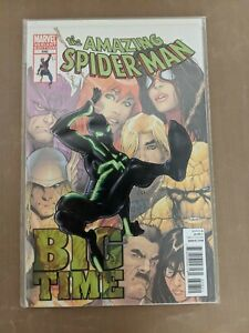 Amazing Spider-Man #648 Stealth Suit Variant Cover. VF/NM combo shipping.