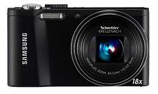 SAMSUNG WB690 18x - Fotocamera - 2 batterie + caricabatterie - custodia rigida