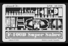 Eduard 1/72 F-100D Super Sabre # SS169