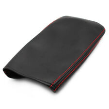 Micro Leather console lid armrest Protection Cover for for Honda CRV 2012 - 16