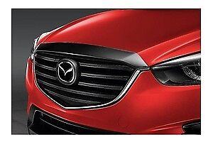 2013 2014 2015 2016 Mazda CX5 hood edge protector oem new
