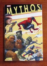MYTHOS HC Marvel Comics 2008 Paul Jenkins & Paolo Rivera