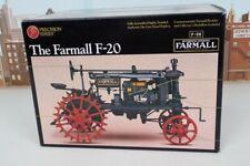 Ertl Precision Series 638 1/16 Scale 1932 McCormick Deering Farmall F-20 Tractor