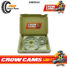 Crow Cams Ford Cleveland V8 302 351 400 True Roller Timing Chain Set CS8351C
