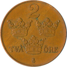 COIN / SWEDEN / 2 ORE 1926  #WT5227