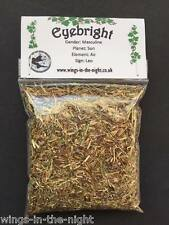 EYEBRIGHT Magical Dried Herb ~ Psychic Powers ~ Witchcraft/Wicca/Pagan