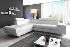 Sofa Couchgarnitur Couch Sofagarnitur REENO Wohnlandschaft Polsterecke Eckcouch