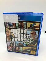 Grand Theft Auto V (Sony PlayStation 4, 2014) - Used