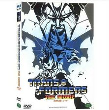 Transformers the movie / Nelson Shin, Robert Stack, Orson Welles, 1986 / NEW