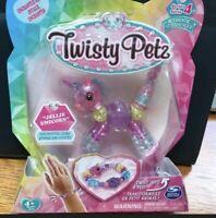 Twisty Petz Pets Twist Bracelet Series 4 Enchanted Gems * Jelly Unicorn*