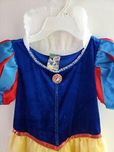 "Disney Snow White Dress ""Disney Store Dress """