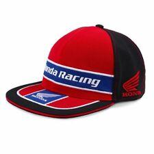 Honda Racing BSB Official Merchandise Motorcycle Motorsport Baseball Flat Cap