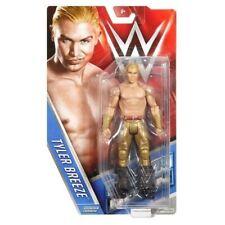 Wwe Basic Wrestling Figura de Acción Tyler Breeze Mattel