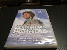 """DVD NEUF """"LES ROUTES DU PARADIS, Volume 6 - Episode 9 & 10"""""""