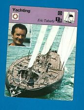 Trade Card - Eric Tabarly, Yachting by Editions Rencontre 1977