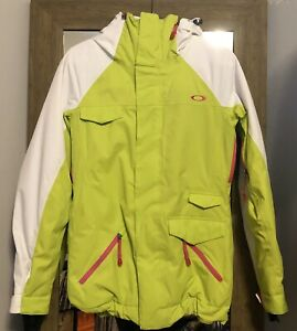 XS Womens Oakley Thinsulate Ski Snowboard Jacket