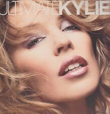 Kylie Minogue ultimate Kylie 2x cd promo uk