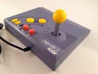 ASCII STICK TURBO JR Arcade Fighting Controller Japan Famicom FC Nintendo NES
