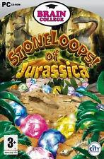 Brain Colegio Stoneloops of Jurassica (Pc Juego) Nuevo Sellado