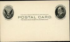 #UX18 XF SUPERB US 1¢ POSTAL CARD BM1570