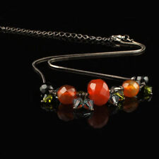 Stainless Steel Chain Beauty Fashion Necklaces & Pendants