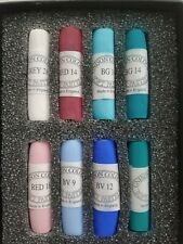 Unison Colour Soft Pastels Assortment Set