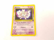 POKEMON TCG CARD BLACK STAR PROMO MEWTWO giocato con #3