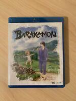 Barakamon: The Complete Series (Blu-ray/DVD, 2016, 4-Disc Set) (New)